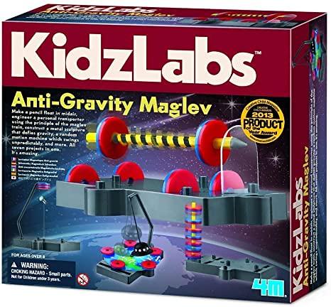 4M 403299 Anti Gravity Magnetic Levitation Kit - Amazon.