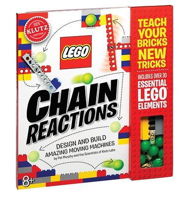 Klutz: Lego Chain Reactions - Amazon.