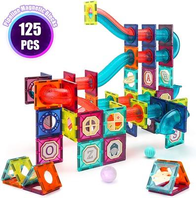 VATOS Magnetic Building Blocks for Kids X-Large 125PCS - Amazon.