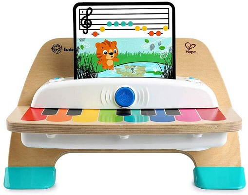 Baby Einstein And Hape's Magic Touch Piano.