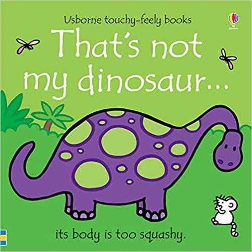 That's Not My Dinosaur...