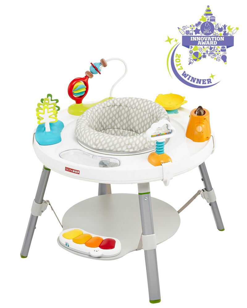 Skip Hop Explore And More Baby's View Three Stage Activity Centre.