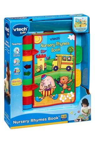 VTech Nursery Rhymes Book.