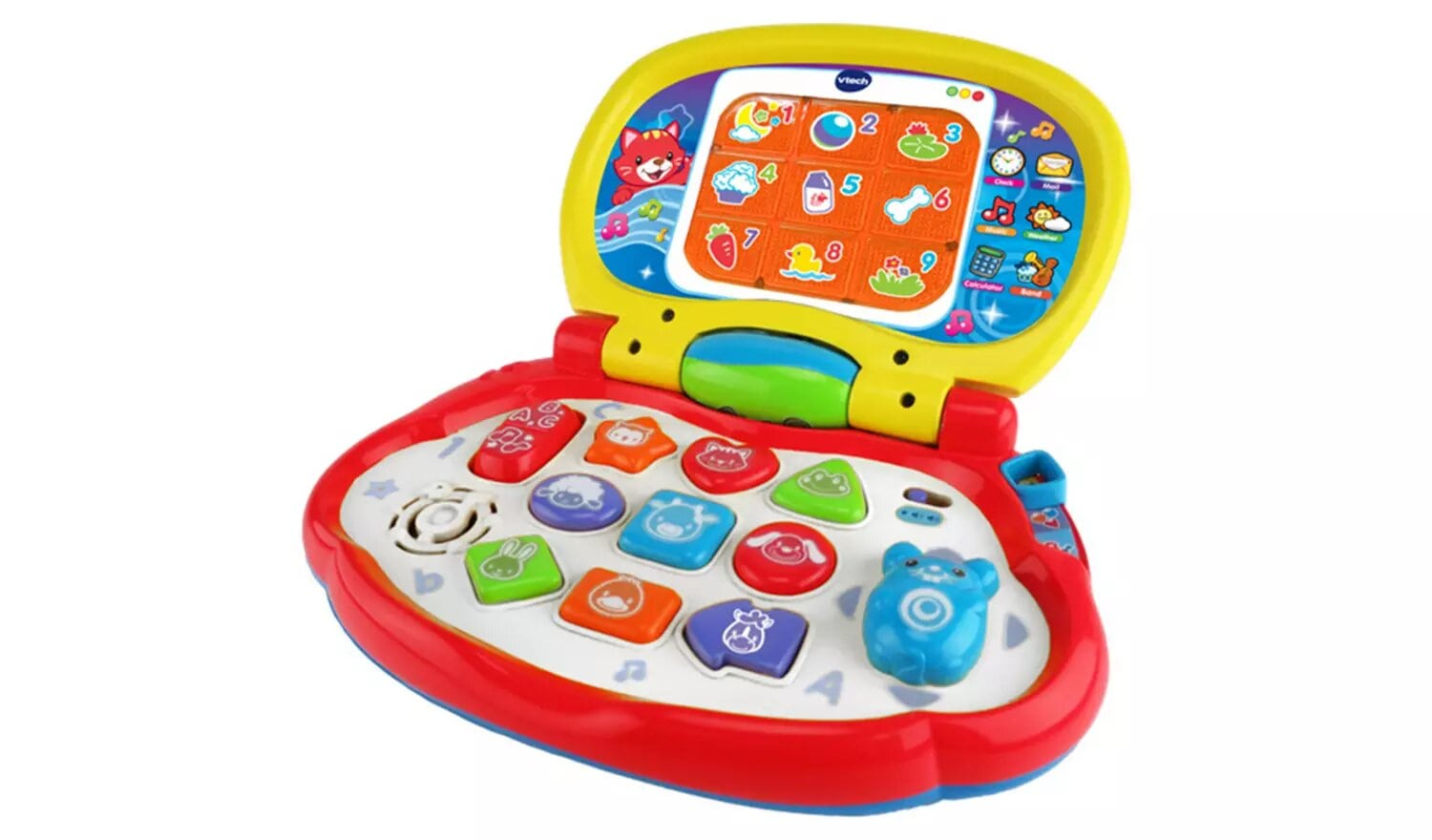 VTech Baby's First Laptop.