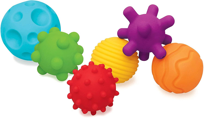 Infantino Textured Multi Ball Set.