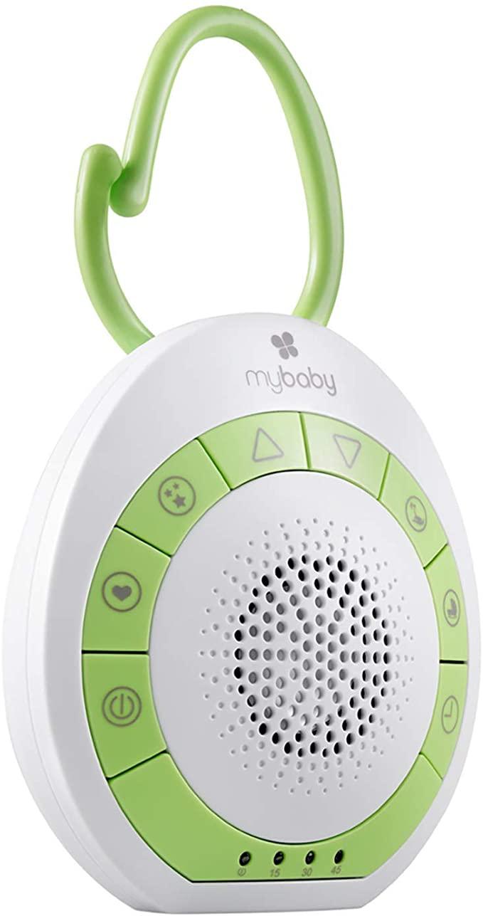 MyBaby SoundSpa On‐The‐Go Baby Sleep Aid.