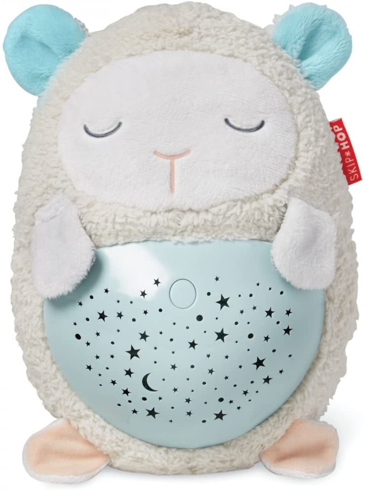 Skip Hop Moonlight and Melodies Hug Me Projection Soother.