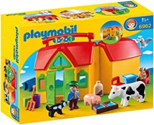 Playmobil My Take-Along Farm.