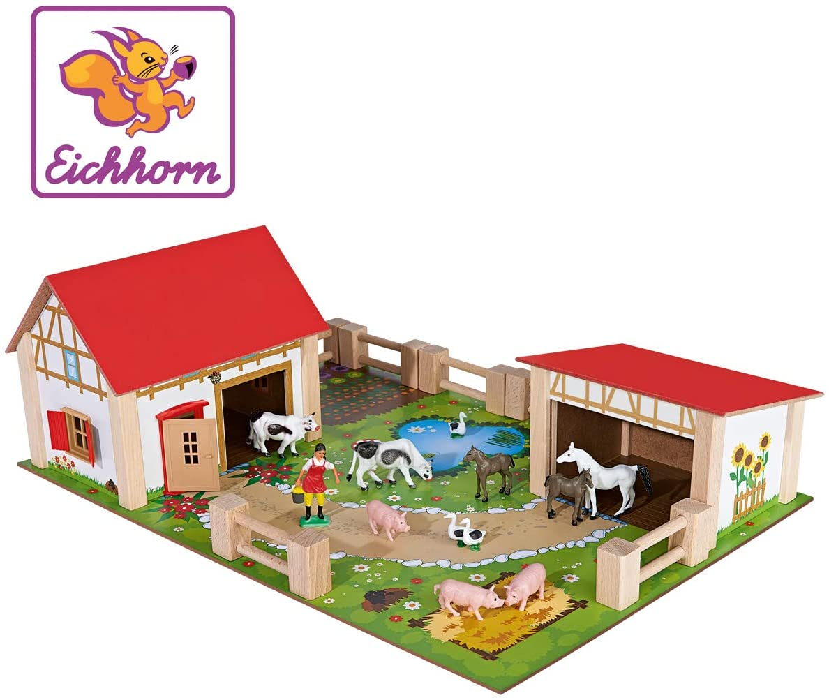 Eichhorn Farm Set.
