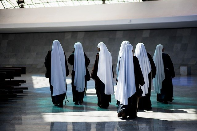 There are a number of nun names to choose from on this list