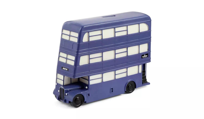 Harry Potter Night Bus Money Box.