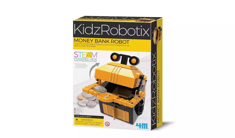 4M Kidzrobotics Money Bank Robot.