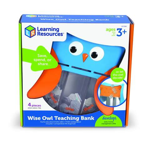 Learning Resources Wise Owl Teaching Bank.