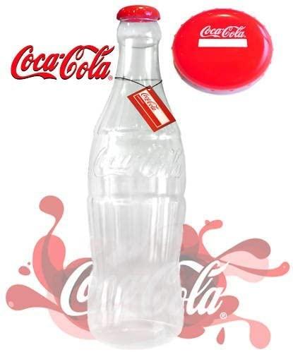Plastic Coca Cola Savings Money Box.