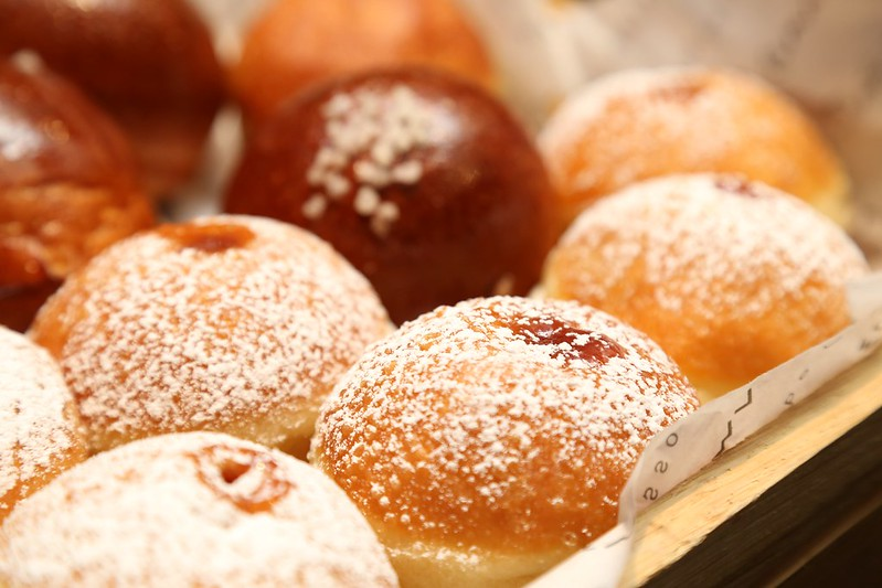 Try some tasty delicious traditional treats for Chanukah