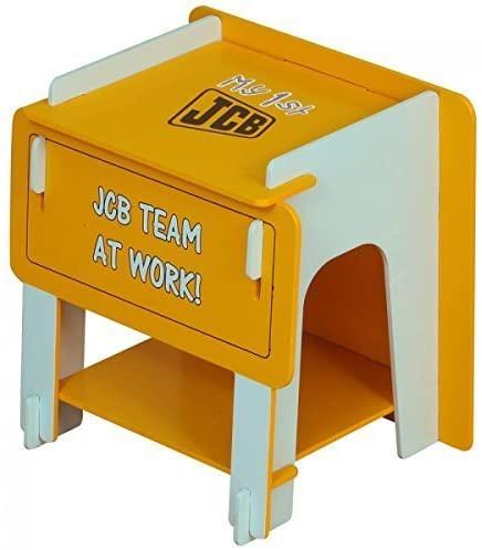 Kidsaw JCB Bedside Table.