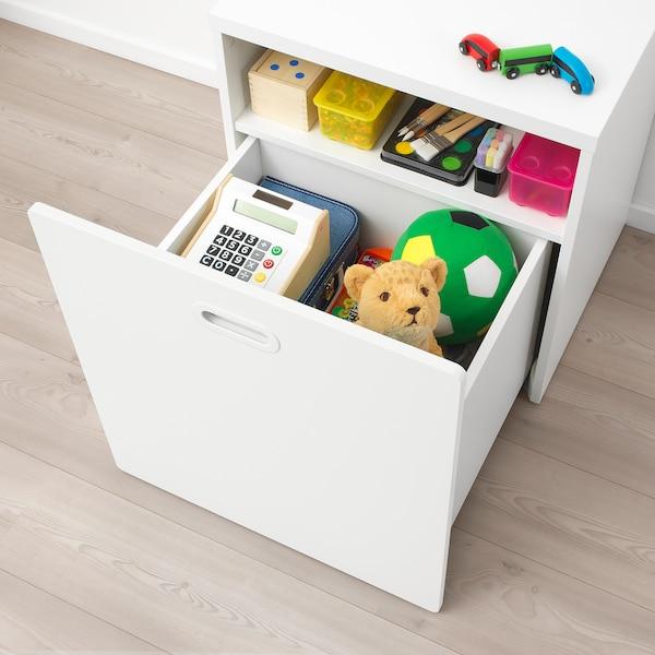 IKEA Stuva Toy Storage With Wheels.