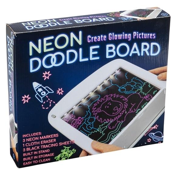 Neon Doodle Board. 