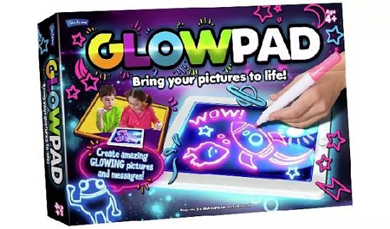 John Adams Light Up GLOWpad Tablet.
