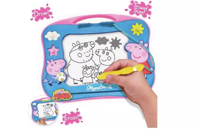 Peppa Pig Magna Doodle.