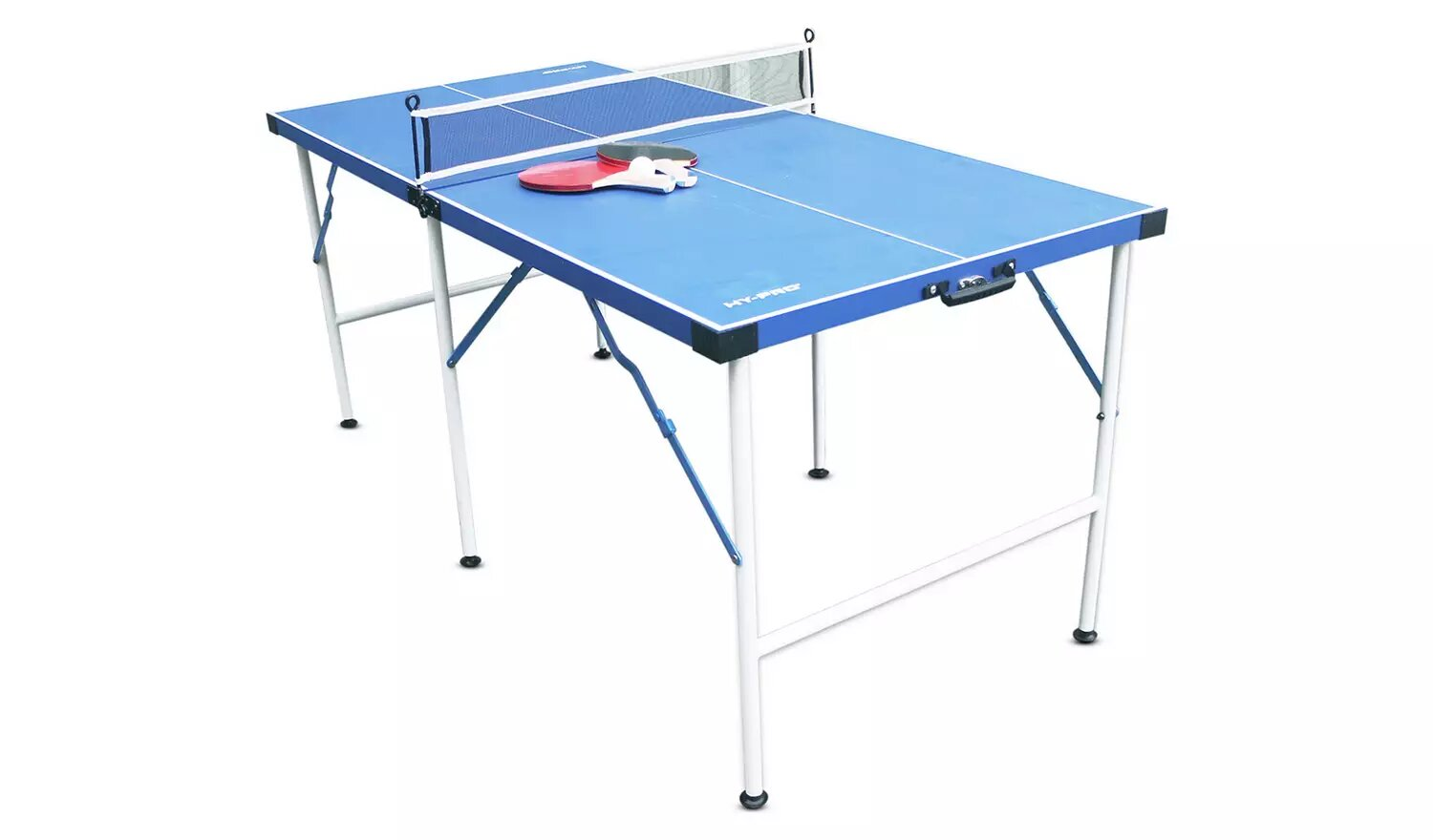 Hy-Pro 5ft Folding Table Tennis Table.