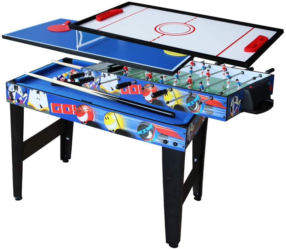 AIPINQI 4 In 1 Steady Multi Game Table.