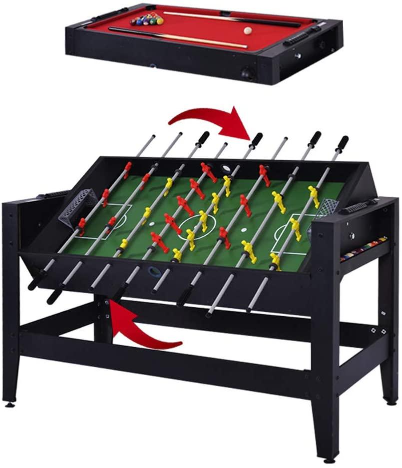 Blue Hawaii Multigame Game Table Mega 2 In 1 Table Football & Billiards.