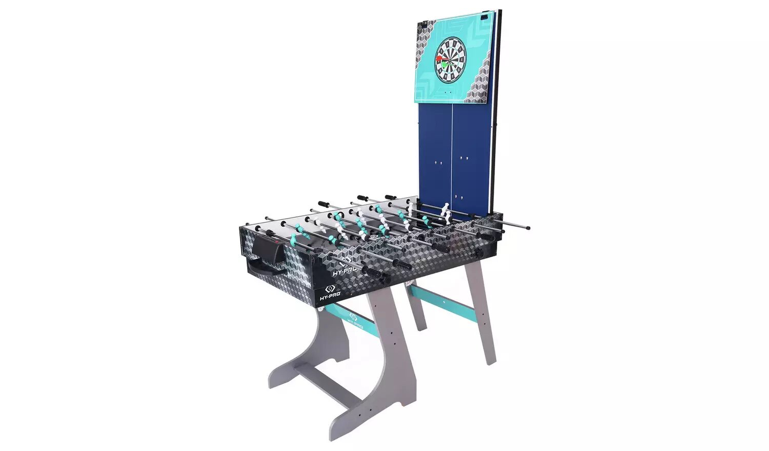 Hy-Pro 8 In 1 Folding Multi Games Table.