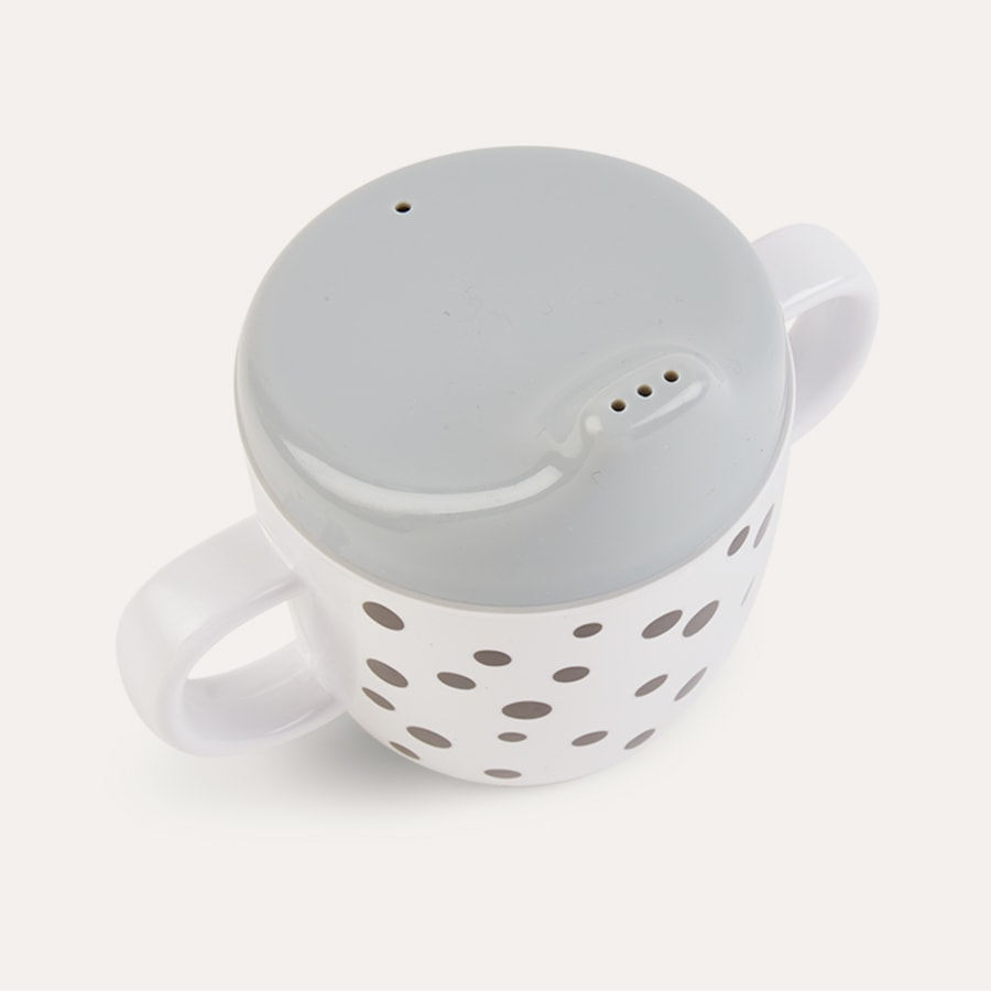 Done By Deer Happy Dots Spout Cup - Uber Kids.