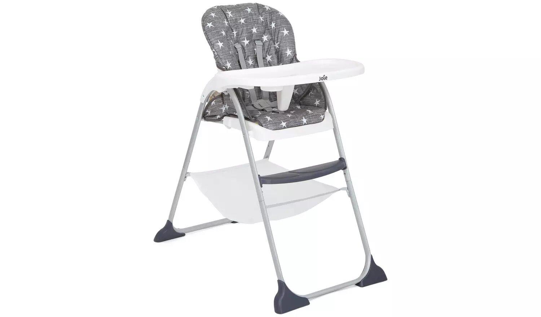 Joie Mimzy Snacker Highchair -Argos.