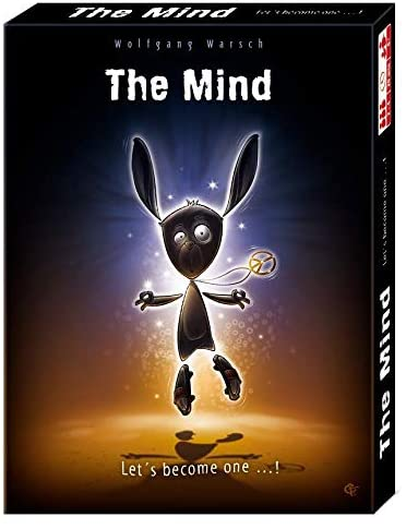 The Mind Card Game.