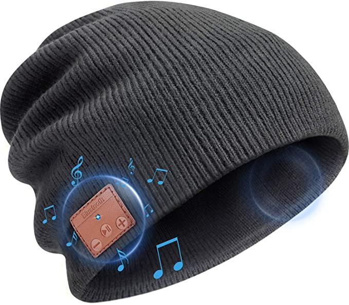 Bluetooth Beanie Hat.