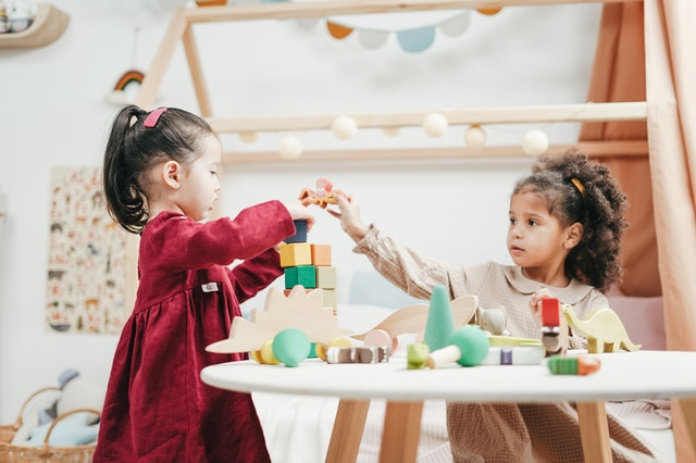 A daycare is like a second home for some kids, it is important to create a safe environment.