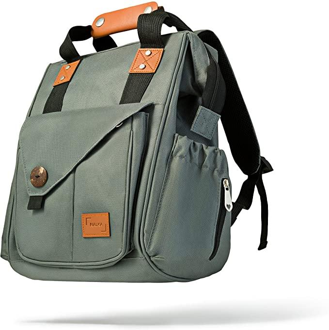 Nappy Changing Backpack, Nalka Ltd.