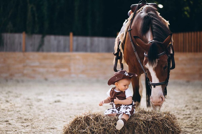Baby names inspired by famous cowboys in the Wild West can give your little boy strength and fun qualities.