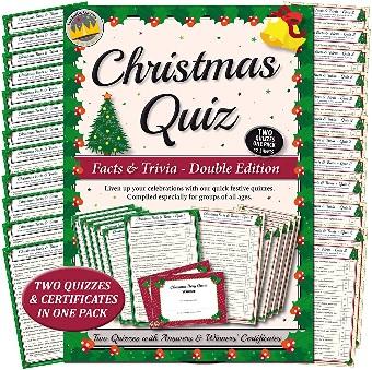 Christmas Quiz - eDigital Creations.