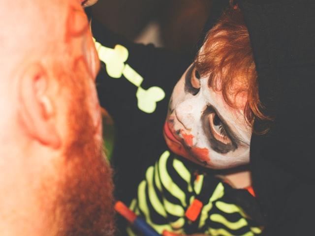 Spooky jokes get the best attention on Halloween.