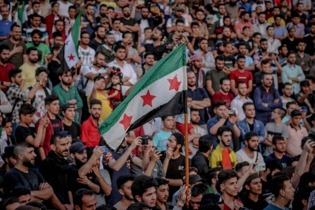 Syrian people have a lot of inner strength and their names reflect that fact.