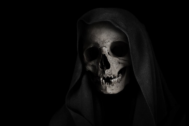 There have been different myths about death and the personification of it.