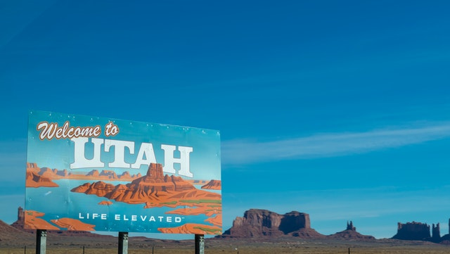 Utah is derived from the name of the Ute tribe