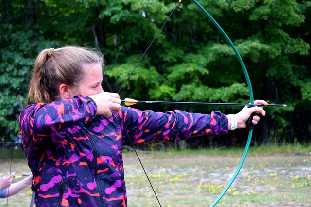 Female archers have been celebrated all through history.