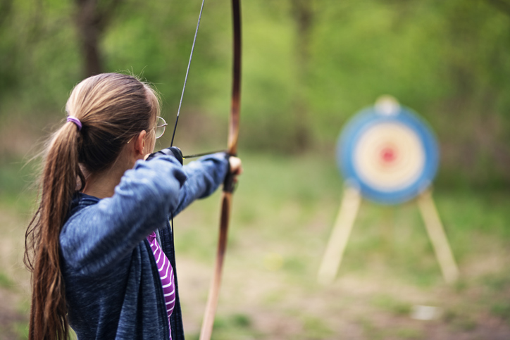 The sports scene has seen a good amount of women in archery.