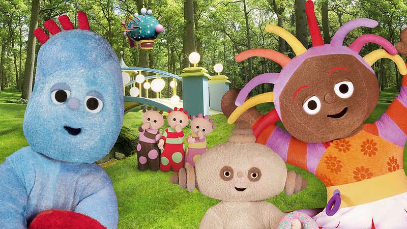 In the night garden characters ranked.