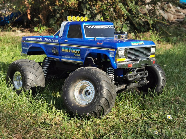 Take a look at the best monster truck names.