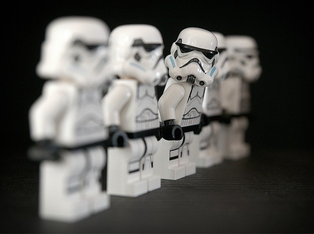 Stormtrooper names in 'Star Wars' are powerful.