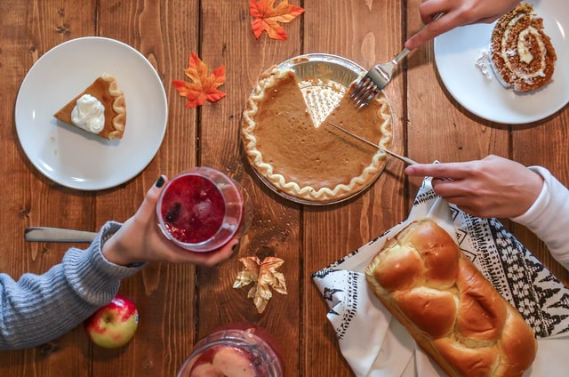 Thanksgiving one-liners can stuff you with humor.