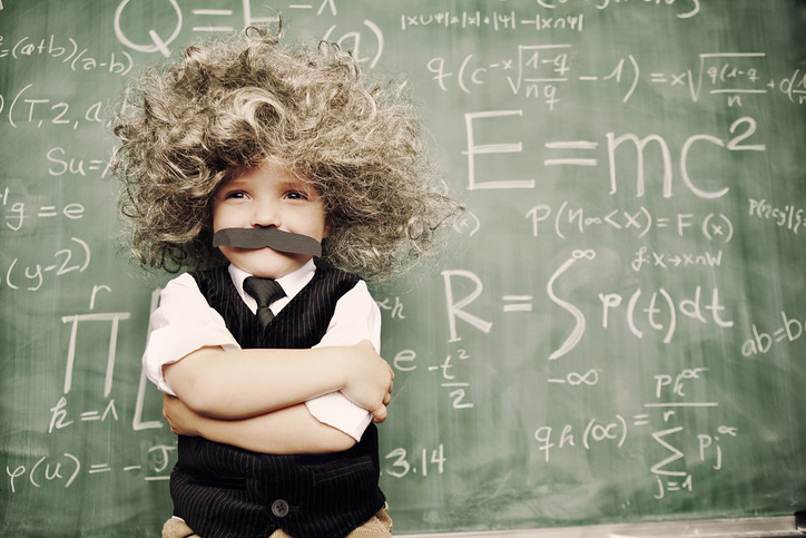 Nerdy science jokes or nerdy one-liners can make all the Einsteins laugh out loud in a class full of scholars.