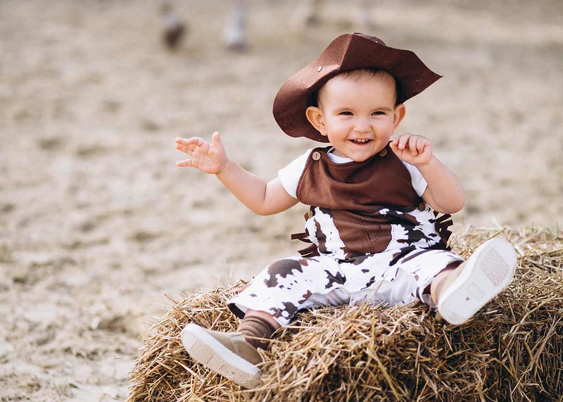 Cowboy jokes for kids are hard to find, but we've still got them.