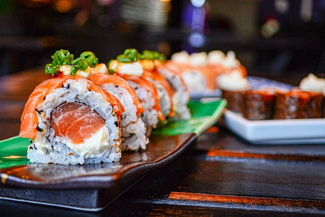 Sushi is a go-to dish for many, and now you can have a good laugh at it too.