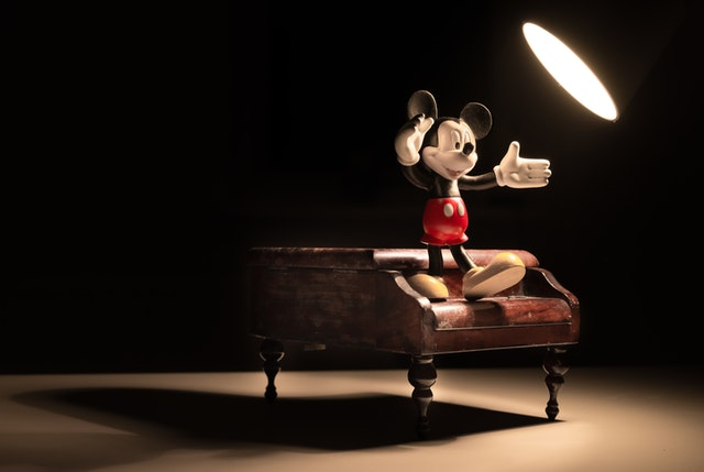 Mickey Mouse is the most iconic cartoon character ever.